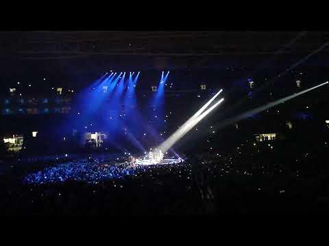 Coldplay - 07 - Always in My Head - São Paulo 08/11/2017