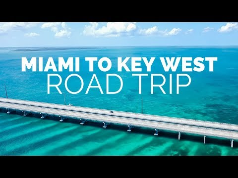 Epic Miami to Key West Road Trip