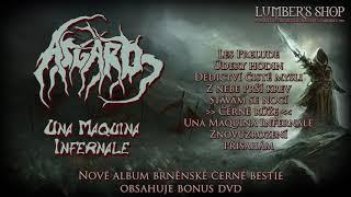 Video ASGARD - Una Maquina Infernale - 2017 ( Full Album Stream )
