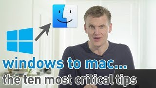 Switching from Windows to Mac? The ONLY 10 tips you need to know