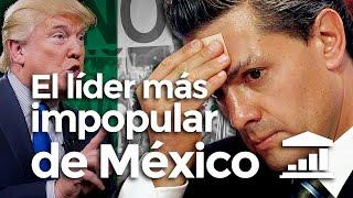 ¿Por qué PEÑA NIETO es tan impopular en MÉXICO? - VisualPolitik