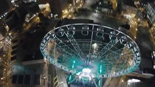 Downtown Atlanta FPV Drones at NIGHT! DO NOT ATTEMPT