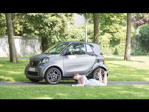 Fahrbericht: 2015 smart fortwo DCT - twinamic - 90 PS