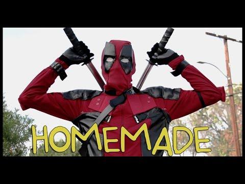 Deadpool Trailer - Homemade Shot for Shot