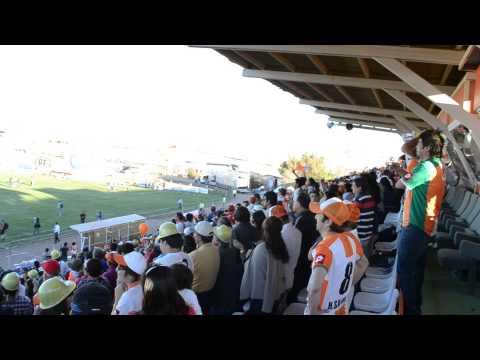 """""""Cobresal Campeón minuto final"""" Barra: La Barra de Cobresal • Club: Cobresal"""