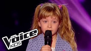 La Vie en rose - Edith Piaf | Gloria | The Voice Kids 2014 | Blind Audition