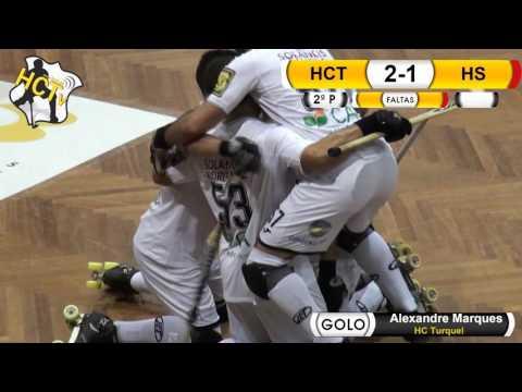 Resumo Taça CERS 1.ª mão 1/4 Final: HC Turquel 2-2 Sarzana