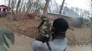 preview picture of video 'Paintball in Preussisch Oldendorf - Battle #4 - 13.01.2013 UNCUT'