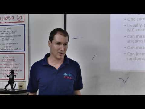 0 - TRex Traffic Generator - Hanoch Haim