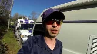 About importing an RV to Canada