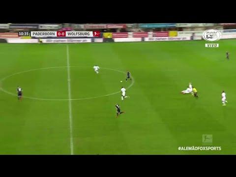 JOGO RECHEADO DE GOLS! Veja os melhores momentos de Paderborn 2 x 4 Wolfsburg pela Bundesliga