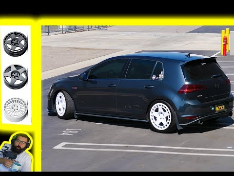 Top 5 Wheel Companies For MK7 GTI