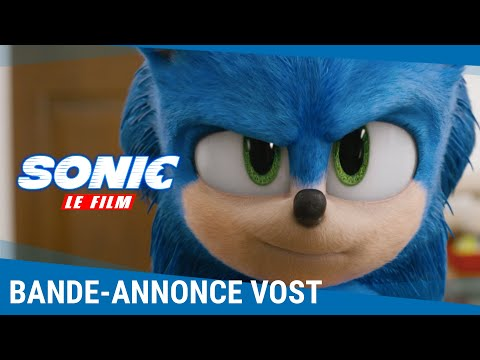 Sonic, le film Paramount Pictures France