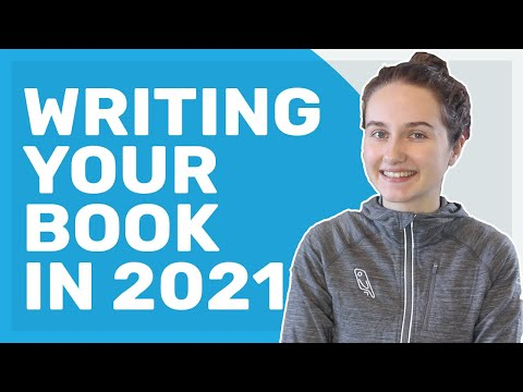 How to Actually Write Your Book in 2021