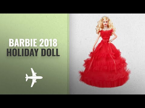 Barbie 2018 Holiday Doll Collection: Barbie 2018 Holiday Doll, Blonde