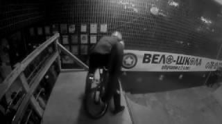 Раскатка на соревнованиях по BMX freestyle 19.02.2017 г.Тольятти