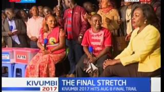 Meru residents are split between incumbent governor Peter Munya and Senator Kiraitu: Kivumbi 2017