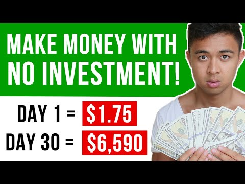 How To Make Money Online Without Investment in 2021 (For Beginners)