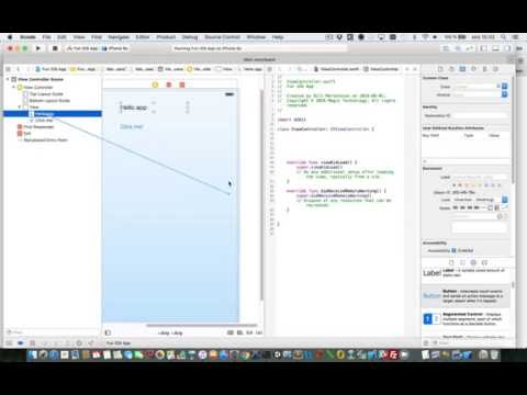 Xcode Tutorial for absolute beginners