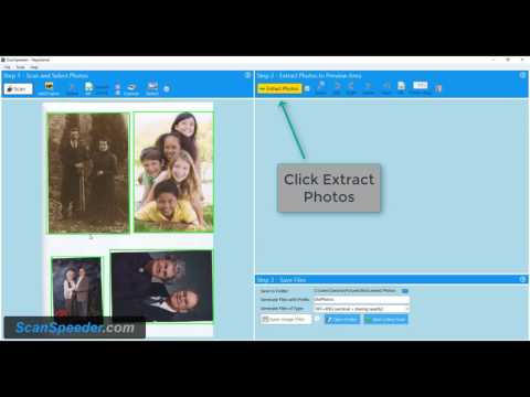 Scan Photos with an Epson Scanner - Advanced Mode