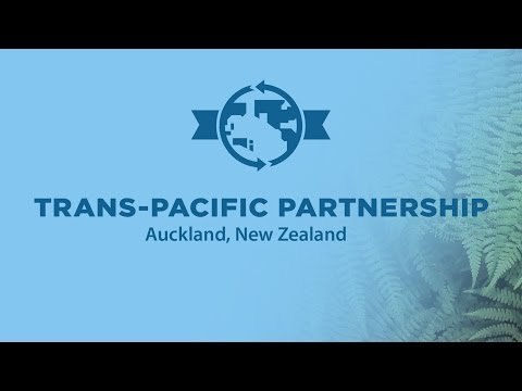 Signing The TPP Has 'Almost No Positive Benefit': Choice