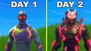 HOW TO REACH LEVEL 80 OMEGA IN 2 DAYS - FREE XP BOOST, SECRET BATTLE STAR LOCATIONS IN FORTNITE
