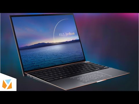 External Review Video xss3ZmGpxEQ for ASUS ZenBook Flip 13 OLED UX363 2-in-1 Laptop (2021)