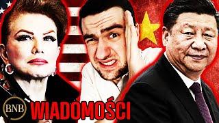 Z ostatniej chwili! USA UDERZAJĄ W CHINY! Kto KŁAMIE? | WIADOMOŚCI