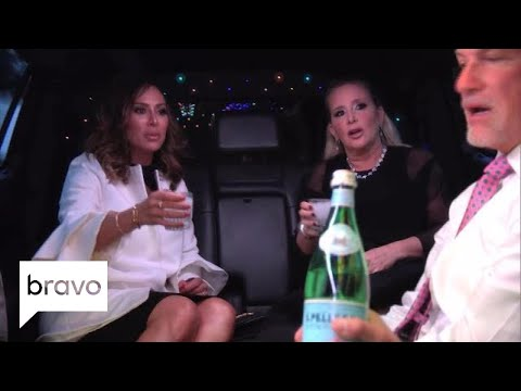 RHOC: Is This the Most Awkward Limo Ride Ever? (Season 12, Episode 19) | Bravo