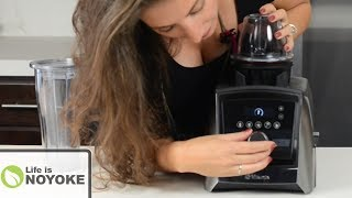 The vitamix aer disc container is here you want to see it most get your vitamix ascent to detect your 20 and 8 oz containers how to fandeluxe Choice Image