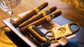 How To Smoke A Cigar At Davidoff London