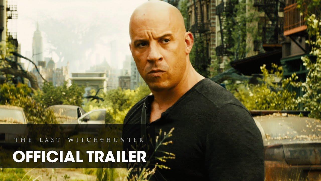Trailer för The Last Witch Hunter