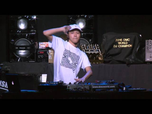DJ Yuto (Japan)  - DMC 2016 Winning Performance
