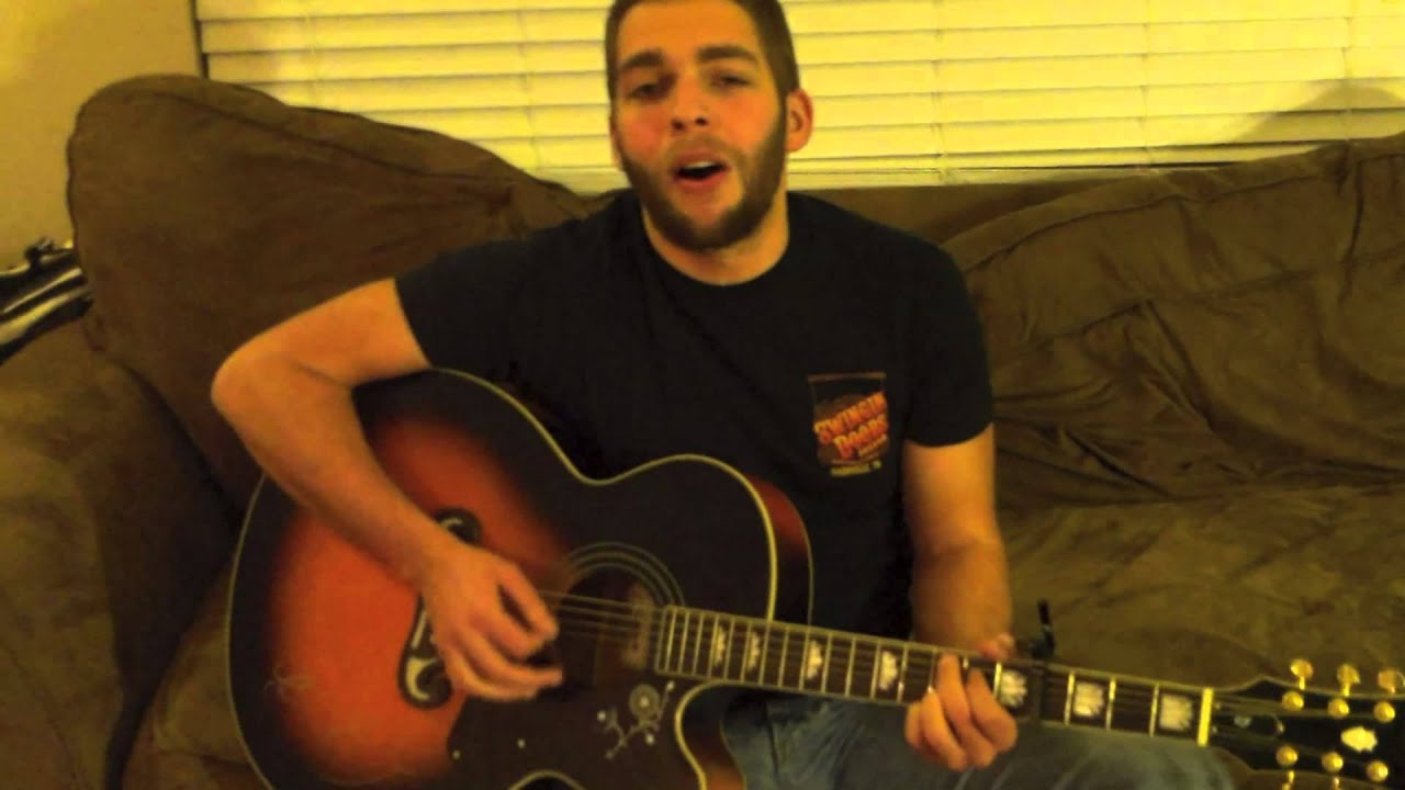I hold on- Dierks Bentley Cover thumbnail