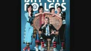 Saturday night-bay city rollers