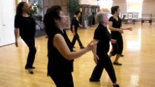 Trilogy Soul Line Dancers Delta Waltz