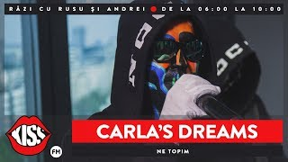 Carla's Dreams   Ne Topim (Live @ KissFM)