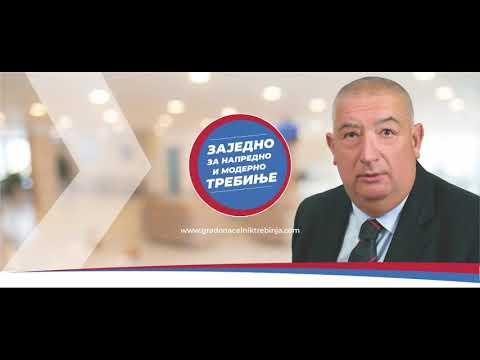 Илија Станковић, кандидат Kоалиције за