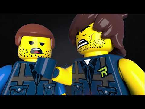 Vidéo LEGO The LEGO Movie 70839 : Le Rexcelsior !
