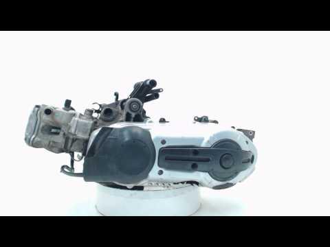 Used Engine Piaggio  Vespa Beverly 500 2003-2005  ZAPM34100 2003-09 190572