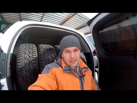 Зимние шины для Prado 150 (Toyo OBSERVE G3-ICE) #2 видео