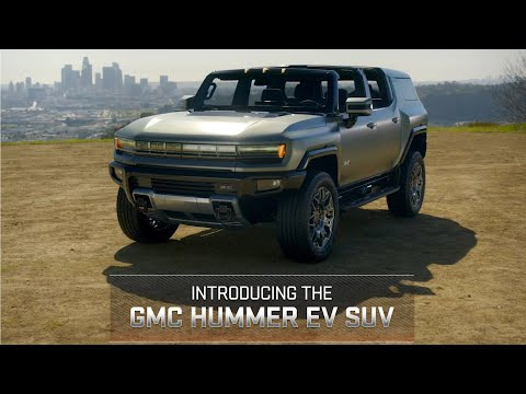 2024 GMC Hummer EV SUV – Product Features and Details / 830 HP Off-Roader SUV