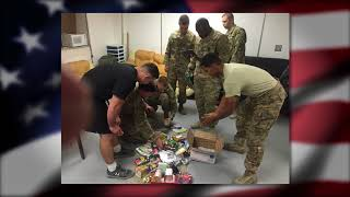 Our Troops With Military Care Packages!