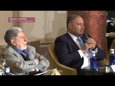 CAF2017 3rd Session - Open Debate: Commentators Celso Amorim & Wadah Khanfar + Roundtable