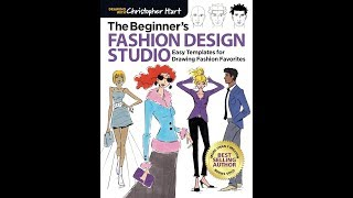 Book Preview: The Beginners Fashion Design Studio