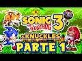 Hola Angel Island Sonic 3 amp Knuckles Parte 1