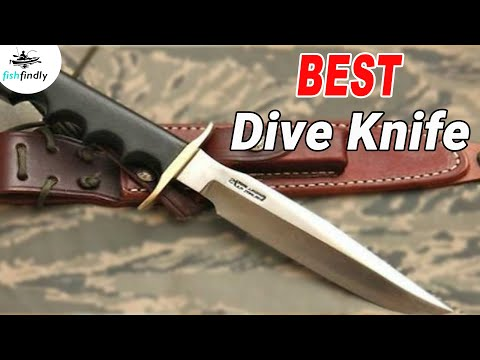 A Diver's Companion: Picking the Best Dive Knife of 2018