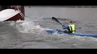 Nelo Cinco K1 Sprint Kayak Paracanoe Malaysia | AvironRacing