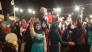 اجمل الحفلات التركمان في قرية عدوس بعلبك لبنان ولعريس محمد عبدو عجم