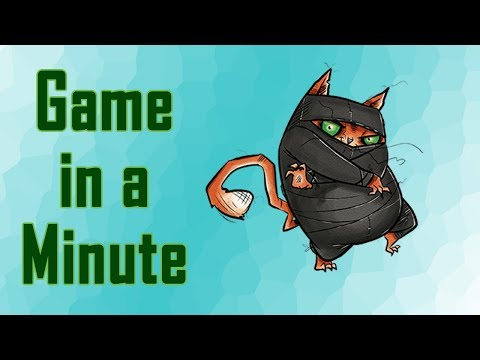 Game in a Minute Ep 61: Cobra Paw